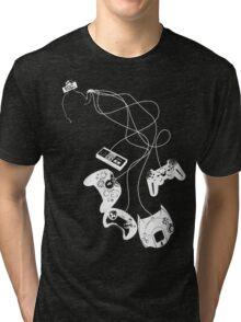 basic training Tri-blend T-Shirt