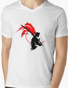 Musashi Wear 3 Mens V-Neck T-Shirt