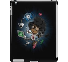 Moss's Happy Place iPad Case/Skin