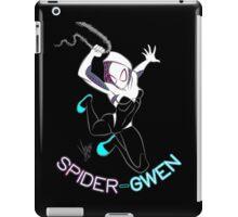 SpiderGwen iPad Case/Skin