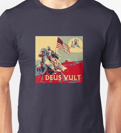 Deus Vult Trump Kek Unisex T-Shirt