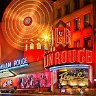Moulin Rouge - Paris by Hercules Milas