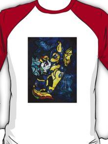Rainbow Dash and Flash Sentry T-Shirt