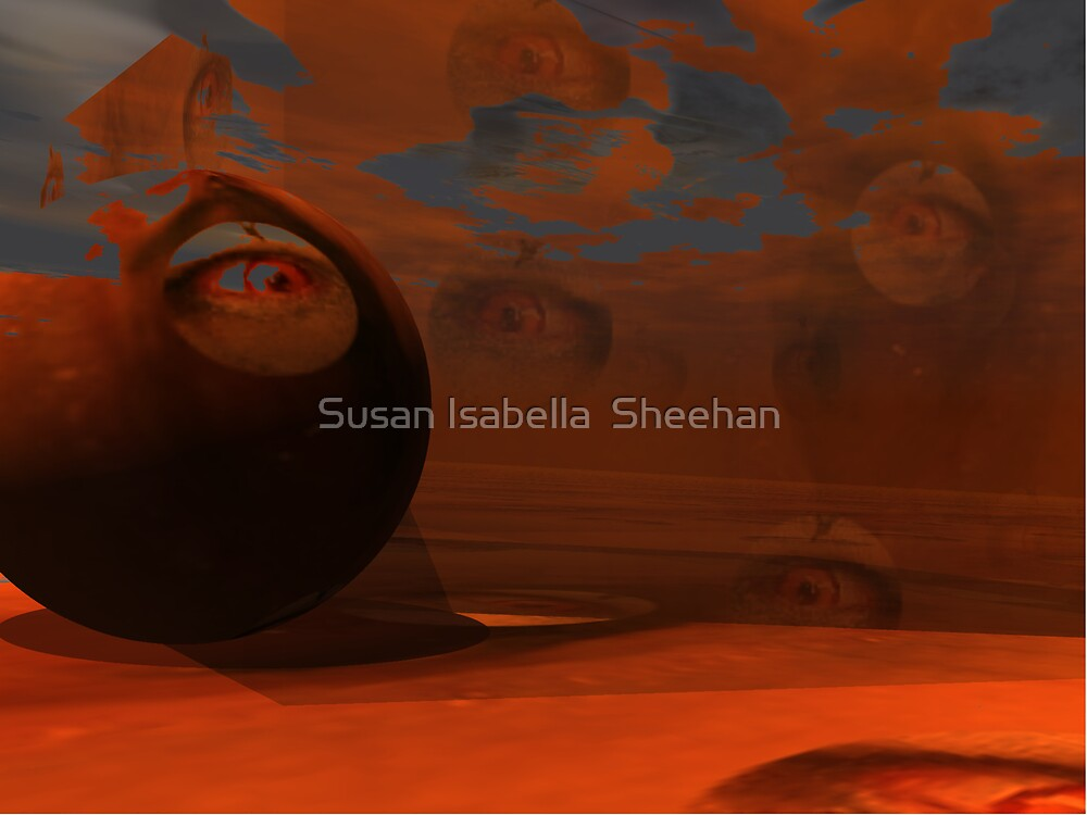 Watching by Susan Isabella  Sheehan