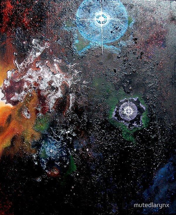 Space. by mutedlarynx