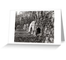 Coke Ovens Dunlap Tennessee Greeting Card
