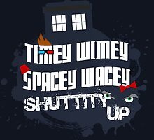 Doctor Who Catchphrases 2 by ThisIsSam