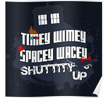Doctor Who Catchphrases 2 Poster
