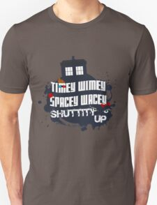 Doctor Who Catchphrases 2 Unisex T-Shirt