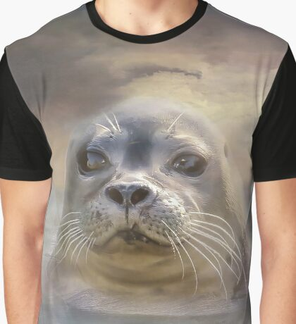Wet and Wild Graphic T-Shirt
