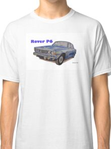 Rover P6 2000 Classic T-Shirt