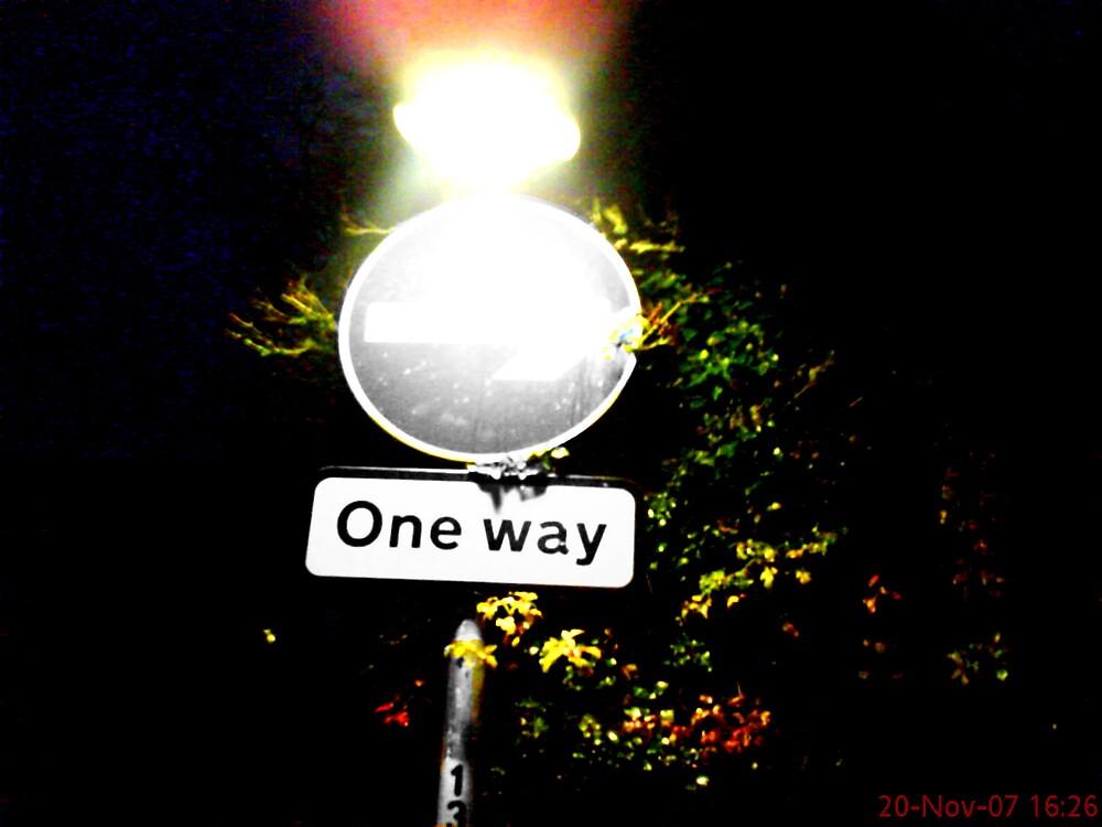 One WaY by Plonka