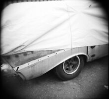 Covered '57 Chevy by ponycargirl