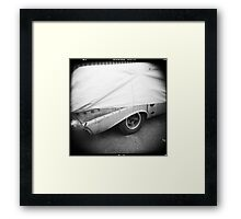 Covered '57 Chevy Framed Print