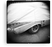 Covered '57 Chevy Canvas Print