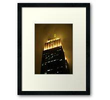 Empire Gold Framed Print