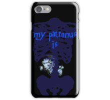 my patronus is my alien iPhone Case/Skin
