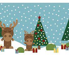 Happy Holidays! by notDaisy