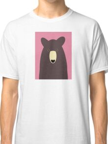 BROWN BEAR PORTRAIT  Classic T-Shirt