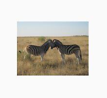 kissing zebras 2 Unisex T-Shirt