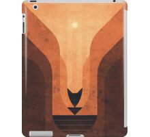 Saturn's Moons - Titan - Lakes of Titan iPad Case/Skin