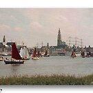 Antwerp  by Gilberte