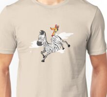 Zeus Flys?!? Unisex T-Shirt
