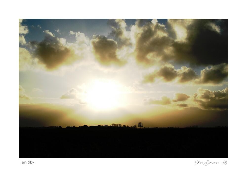 Fen Sky by Dan Donovan