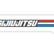 G.I. JuiJitsu Sticker