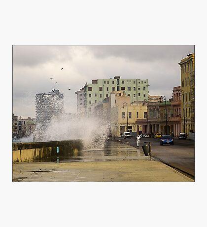Malecon Photographic Print