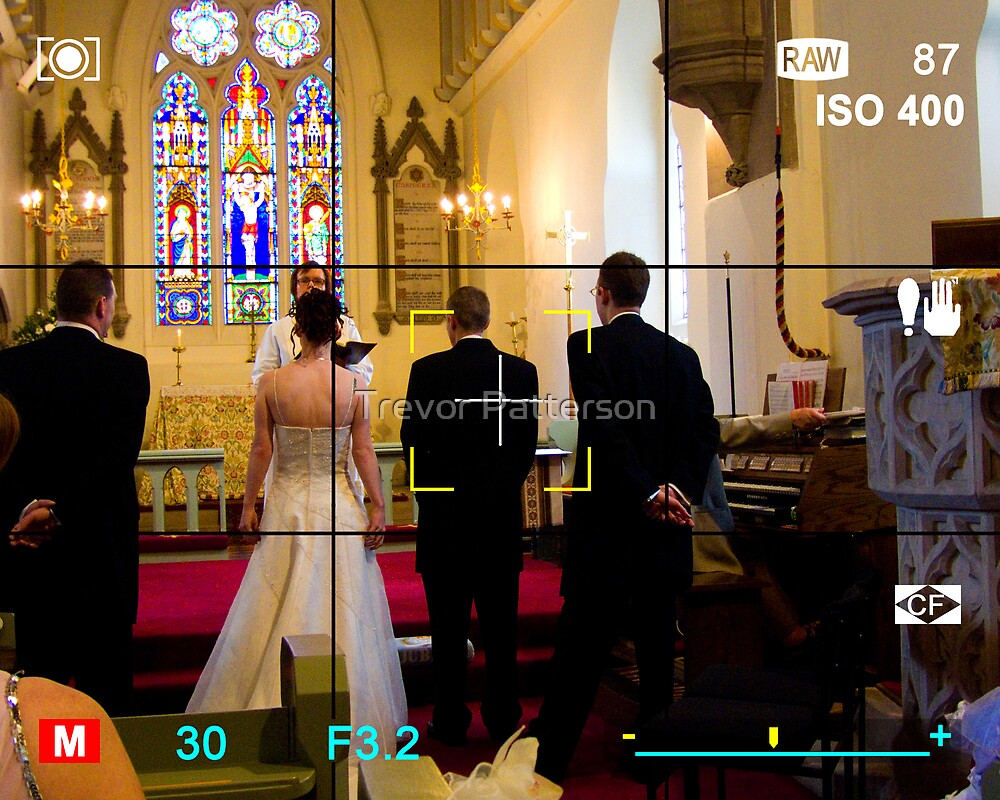 A Wedding View Throught The Lens by Trevor Patterson