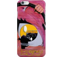 "Drive B""eye"" iPhone Case/Skin"