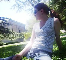 Linda in the Botanics by Daniellep89