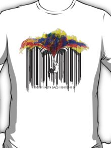 unzip the colour wave T-Shirt