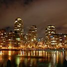 Vancouver by Moonlight by Wayne King