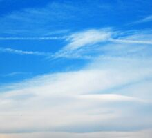 Cloud Lines by Karla Aguirre