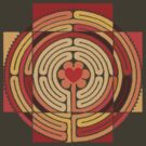 my heart in a labyrinth by Michele Roohani