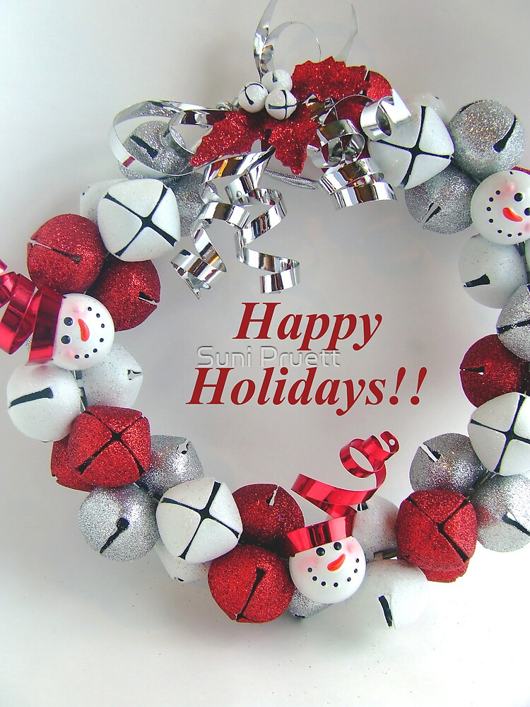 Happy Holidays by Suni Pruett