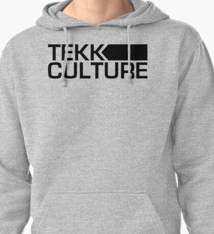 Tekk Culture. Pullover Hoodie