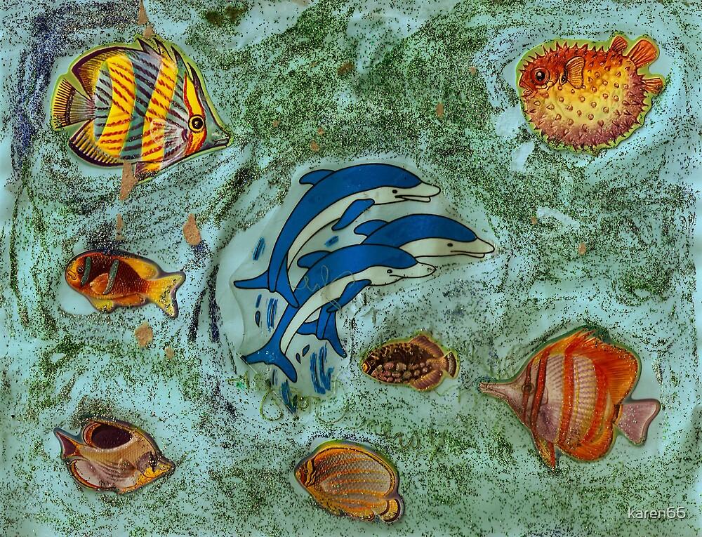 The Deep Blue Sea by karen66