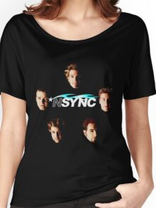 *NSYNC Women's Relaxed Fit T-Shirt