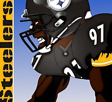 NFL Pittsburgh Steelers by Dan Snelgrove