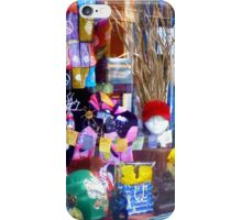 Peace! all year, but especially at Christmas iPhone Case/Skin
