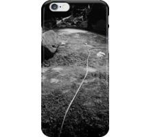 Objects in space iPhone Case/Skin