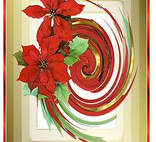 Christmas Swirl by SpiceTree