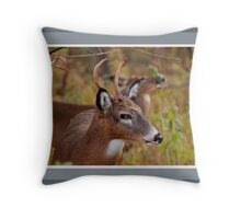 Me, me, me! :) Throw Pillow