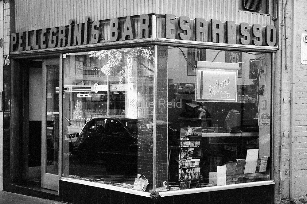 A Melbourne Institution by Kylie Reid