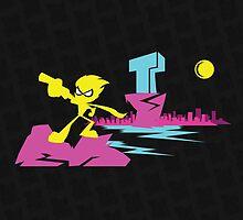 Titans go! by Daniel Bradford