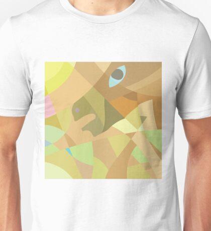 horse mosaic Unisex T-Shirt