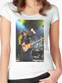 Bo Ningen - wild and crazy rock'n'roll Women's Fitted Scoop T-Shirt